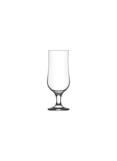 Lav Nev 576 Ayaklı Kokteyl Limonata Su Bardağı - Su Bardak 6 Lı Nev576 Renkli